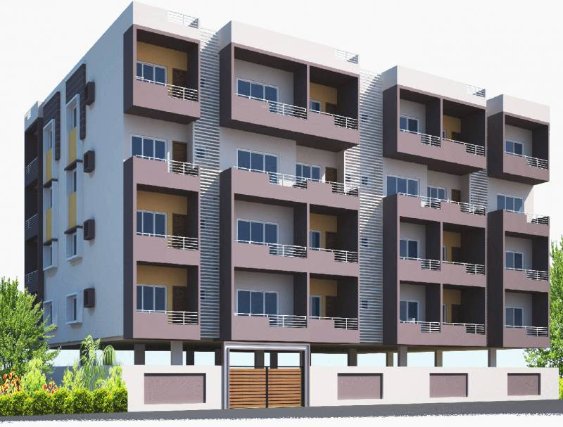 Images for Elevation of Manjunatha Properties Manjunatha Classic