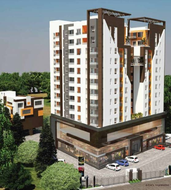 Images for Elevation of Poojaa Diamond Anandam