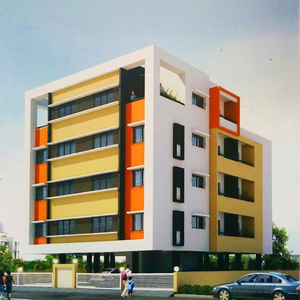 Images for Elevation of A C Aaryam Residency