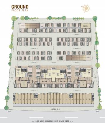 ng-grand-plaza-phase-i NG Grand Plaza A Cluster Plan for 1st Floor