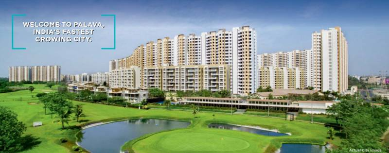 Images for Elevation of Lodha Palava Elite A To J