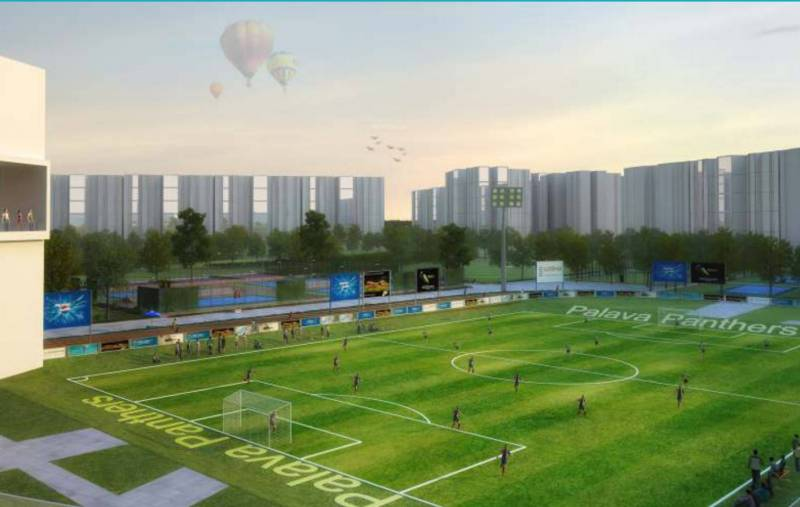 Images for Amenities of Lodha Palava Lagoona A To F