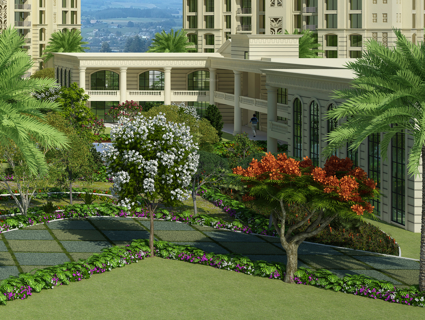 1126 sq ft 3 bhk 3t apartment for sale in hiranandani for Preston house