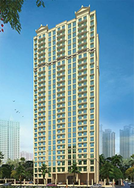 Images for Elevation of Hiranandani Atlantis C Wing