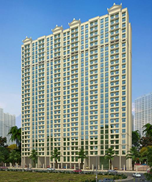 Images for Elevation of Hiranandani Atlantis A And B Wing