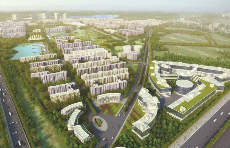 Images for Elevation of Lodha Palava Paseo D To H