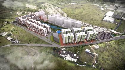 Images for Elevation of Naiknavare Dwarka Project 3