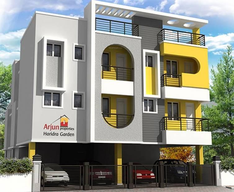 Images for Elevation of Arjun Properties Haridra Garden