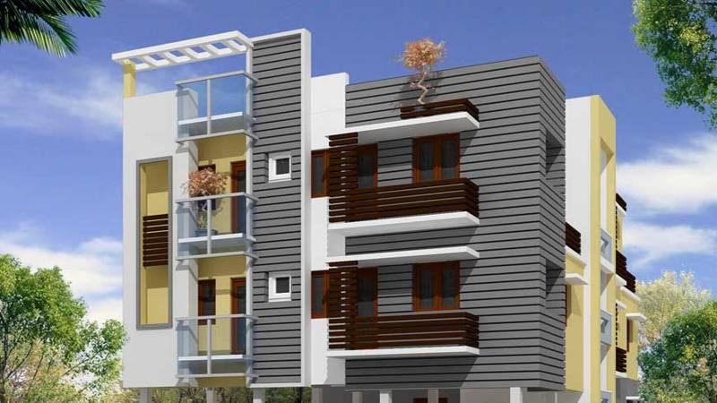 Images for Elevation of Arjun Properties Srinivasa Garden