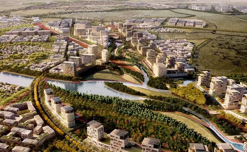 Images for Elevation of Lodha Palava Vista A To D