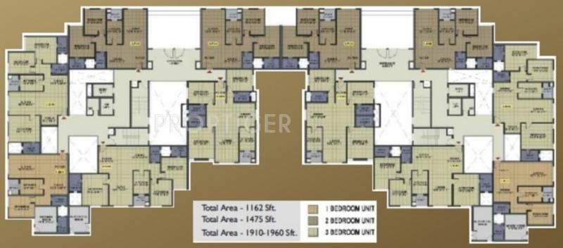 Images for Cluster Plan of Bren SJR Luxuria