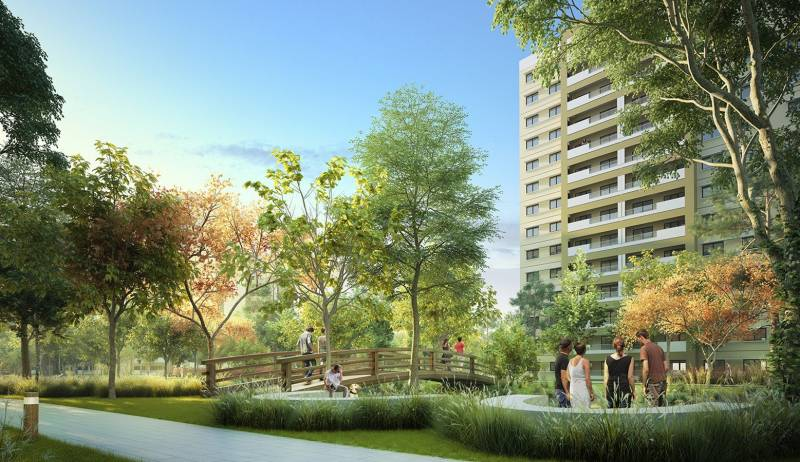 Images for Elevation of Sobha Palm Springs