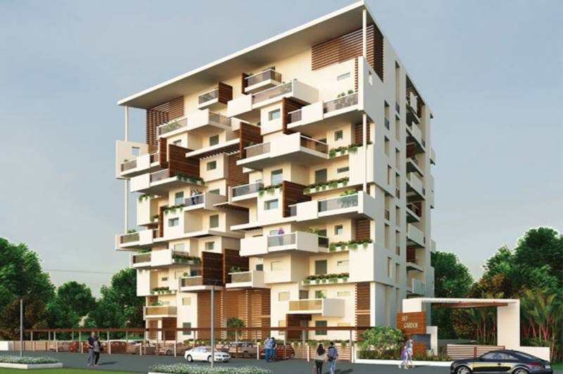 Images for Elevation of Bhima Rekha Sky Garden