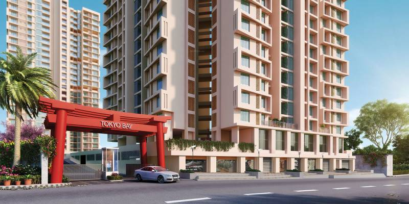 Images for Elevation of Puraniks Tokyo Bay Phase 2A