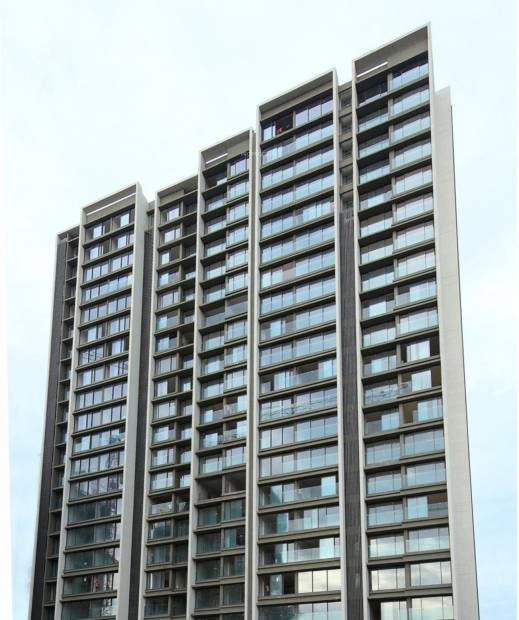 Images for Elevation of Rustomjee Paramount Wing E