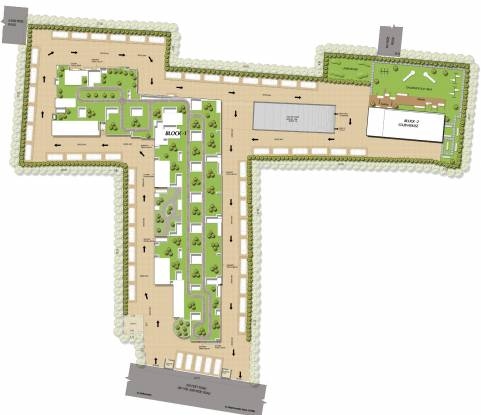 Images for Site Plan of DRA 90 Degrees