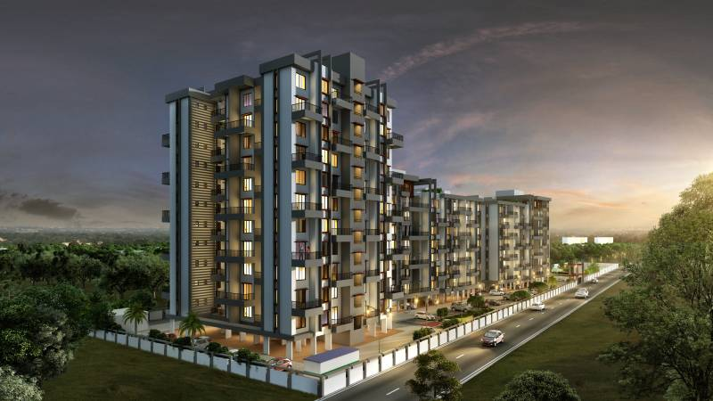 Images for Elevation of Goyal My Home Talegaon