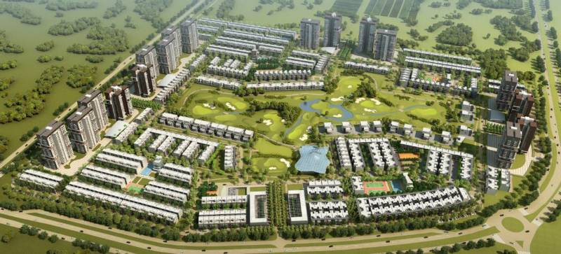 Images for Elevation of Godrej Evoke