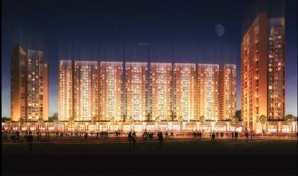 Images for Elevation of Akshar Akshar Green World