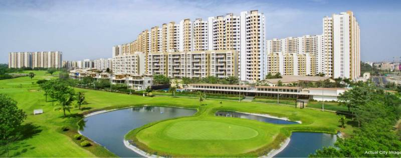 Images for Elevation of Lodha Fontana A B I And J