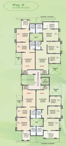 Images for Cluster Plan of GK Royale Rahadki Greens New Phase 1 AND 2 BHK Energy Homes
