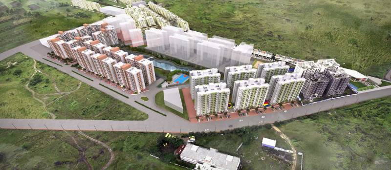 dwarka-project-4 Images for Elevation of Naiknavare Dwarka Project 4