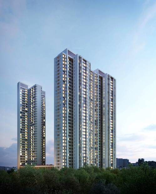 Images for Elevation of Piramal Vaikunth Cluster 4A