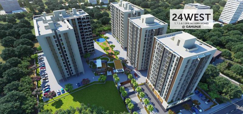 Images for Elevation of Mantra 24 West Phase 2