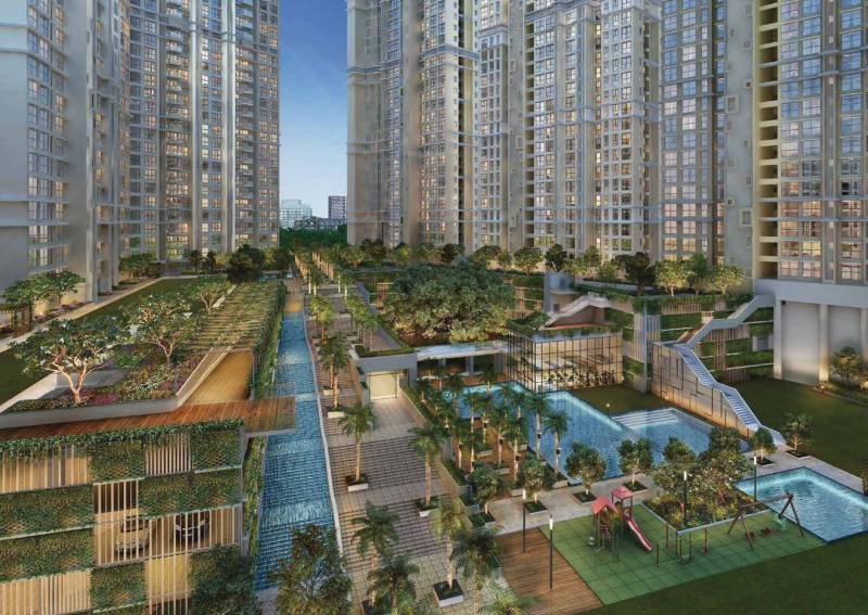 Images for Elevation of Runwal Bliss Wing D