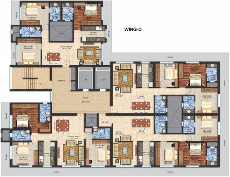 Images for Cluster Plan of  Altavista Phase 1