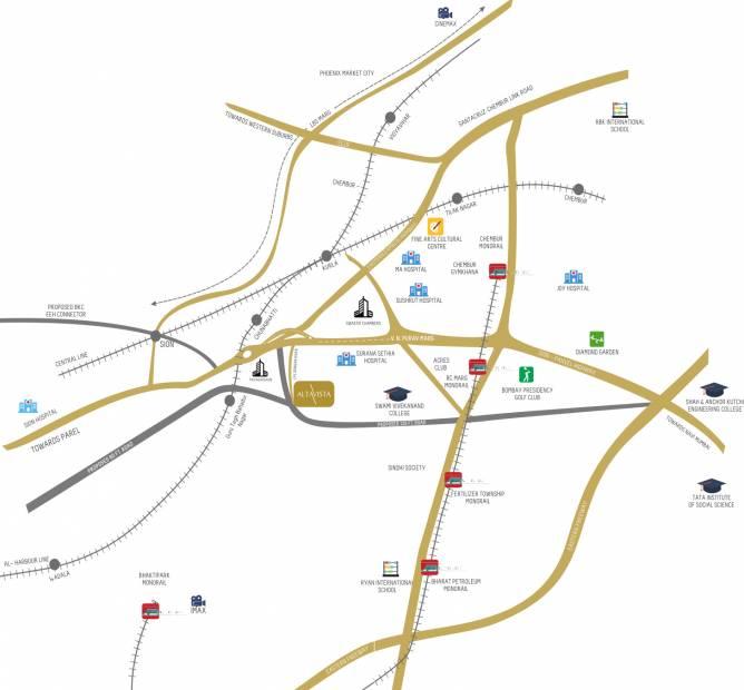 Images for Location Plan of  Altavista Phase 1