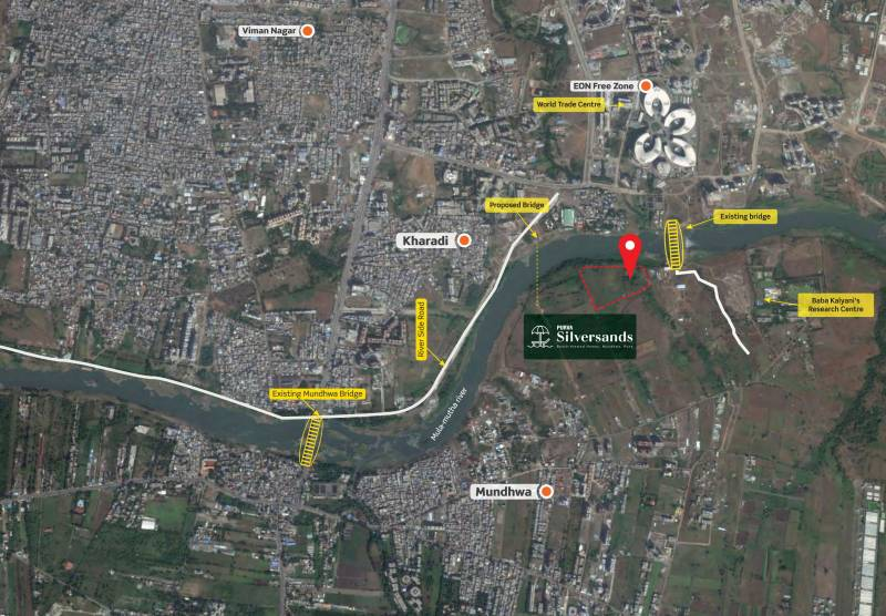 purva-silversands Images for Location Plan of Purva Purva Silversands
