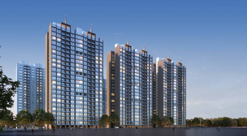 Images for Elevation of Kolte Patil Life Republic Sector R16 16th Avenue