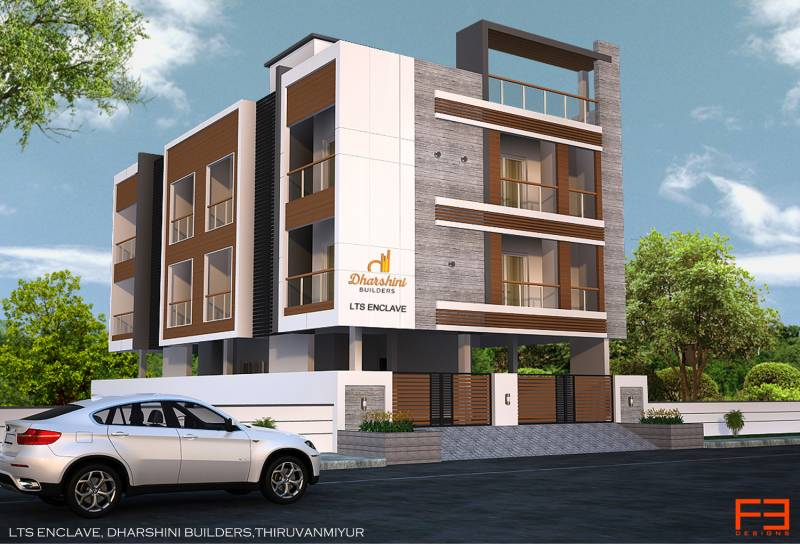 Images for Elevation of Dharshini LTS Enclave