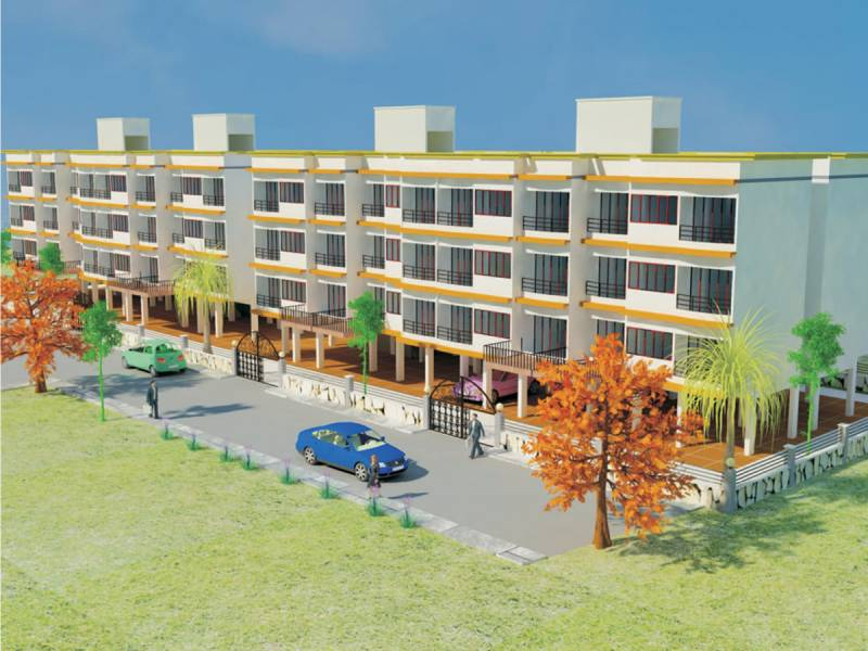 Images for Elevation of Deepjyoti Platinum Residency