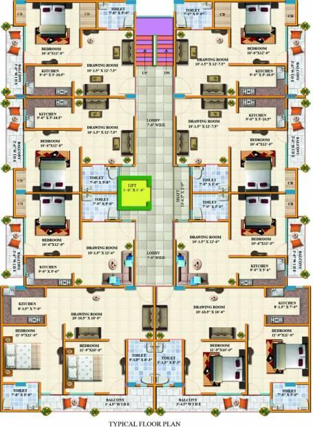 Images for Cluster Plan of Alankar Vally