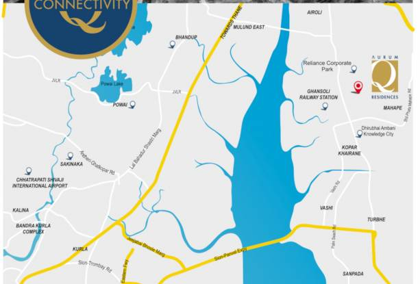q-residences-r1 Location Plan