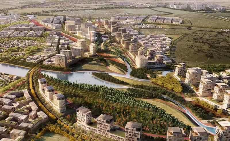Images for Elevation of Lodha Palava Codename Riverside