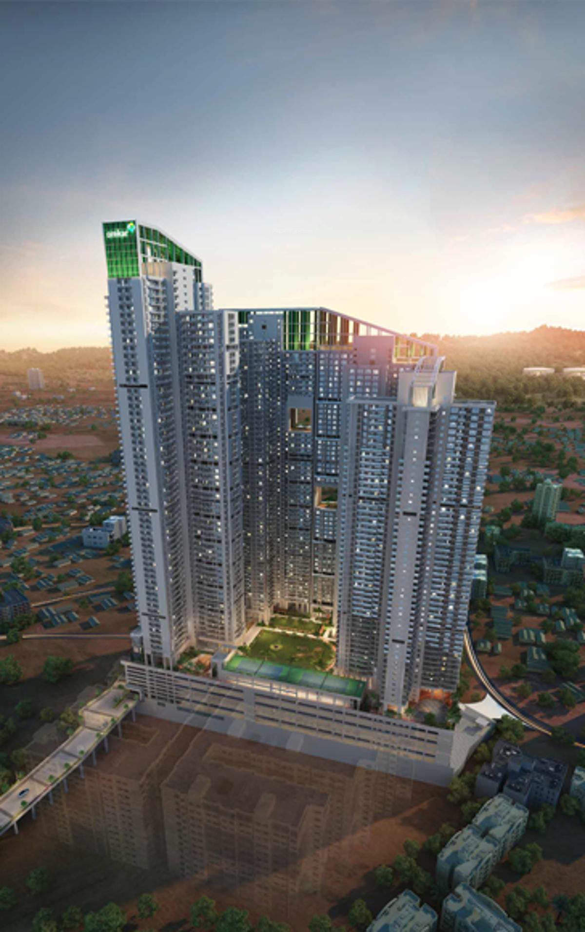 Omkar Alta Monte In Malad East Mumbai Price Location