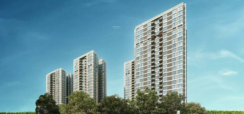 Images for Elevation of Rustomjee Seasons Wing A
