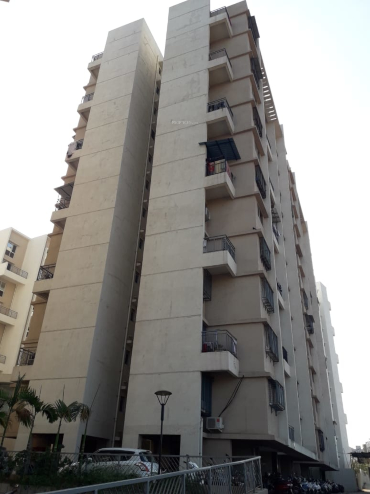 408 sq ft 2 BHK 2T Apartment for Sale in Patel RPL Patels