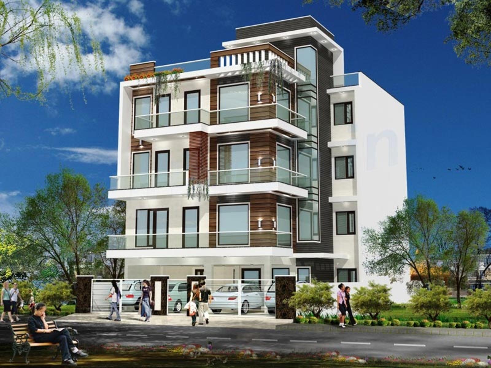 Delhi Homes Delhi Homes In Uttam Nagar Delhi Price Location Map Floor Plan Reviews