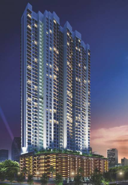 Images for Elevation of Romell Aether Wing B2 Phase 1B From 21st To 33rd Floor
