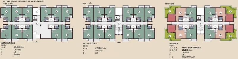 Images for Cluster Plan of Jhinuk Avihita