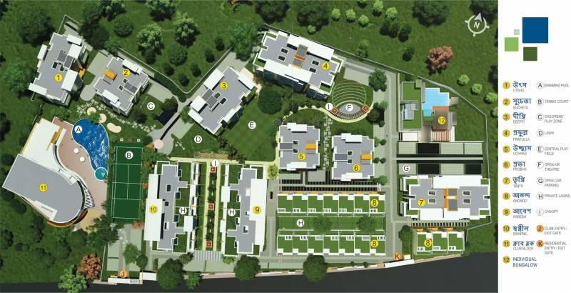 Images for Master Plan of Jhinuk Avihita
