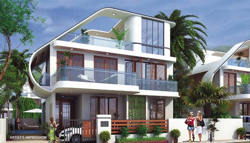 Images for Elevation of Paradise Sai World Retreat Villa