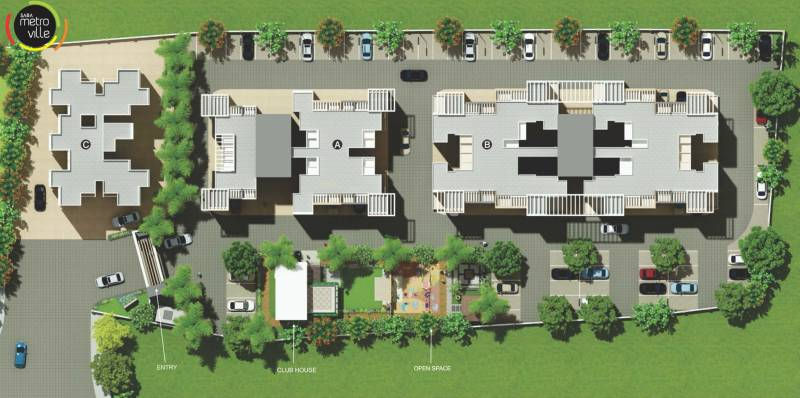 Images for Layout Plan of Sara Metroville A Phase II