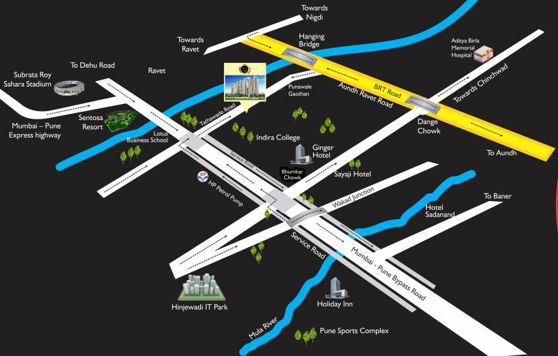 Images for Location Plan of Sara Metroville A Phase II