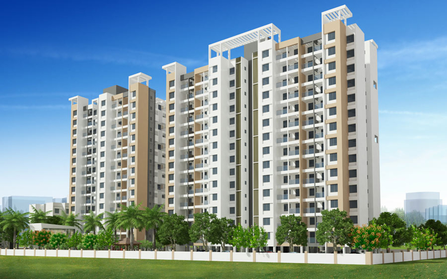 The Breakers Floor Plan Sara Metroville A Phase Ii In Tathawade Pune Price