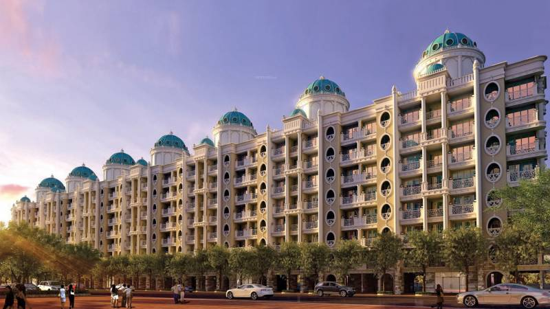 Images for Elevation of Tharwani Meghna Montana Phase 2